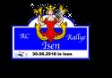 Rennbericht 1. RC Rallye Isen